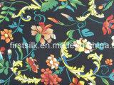 a tela de 100%Silk 180GSM Jersey imprimiu a tela, bloqueio, reforço, tela do Knit do engranzamento