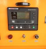 低雑音100kw/125kVA無声Cumminsのディーゼル発電機(6BTAA5.9-G2) (GDC125*S)