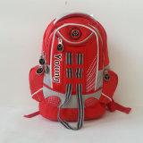 Цветастый красный Backpack мешка Jansport полиэфира для школы, студента, компьтер-книжки, Hiking, перемещения