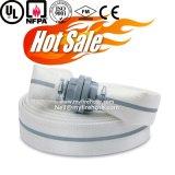 Fornitore resistente al fuoco del tubo flessibile della gomma di nitrile del doppio rivestimento da 5 pollici