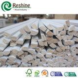 Baseboard moldando da parede da placa de contorno da madeira (RS-WPM0818)