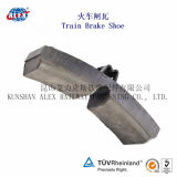 Hohes Friction Composite Brake Shoes für Train Parts