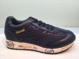 卸し売り抗菌黒い網の運動靴