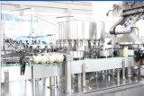 Máquina de cristal del relleno en caliente de la leche del sabor