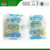 Hohe Aufnahme-Orange und blaues anzeigensilikagel-Trockenmittel