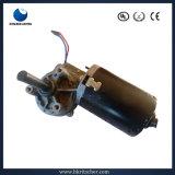 motor del engranaje de la C.C. del gusano 24V/12V para la puerta/la silla de la potencia