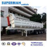 aanhangwagen van de Vrachtwagen van de Kipper van de Kipwagen van de Lading van het Nut van 32cbm de Op zwaar werk berekende Semi