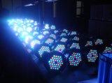 Этап и освещение для света РАВЕНСТВА сбывания 36PCS 3W СИД алюминиевого