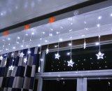 Lichten van de Ijskegel van de Flits van Kerstmis van de LEIDENE Vakantie van de Decoratie de Openlucht