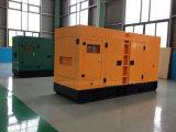 Супер молчком генератор 60kw/75 kVA Cummins звукоизоляционный (GDC75*S)