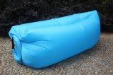 2016outdoor Hangout 100%年のNylon Fabric Air Mattresse Foldadle Inflatable Lounger Beachの庭Bed Air Fiiling Sleeping Bag