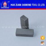 Segment van Gangsaw van de Diamant van de hoge Efficiency het Marmeren Scherpe
