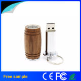 Atacado Wood Wine Bucket Style 8GB USB Stick