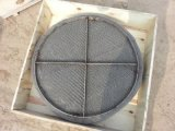 Het Stootkussen van de Ruitverwarmer van het roestvrij staal met de Fabriek van de Leverancier van China Anping van het Net