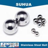 Esfera de aço inoxidável G10-G1000 de AISI316 2mm