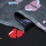 16mm Reactive Printed Twill Silk für Garment Fabric