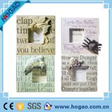Frame pastoral da foto da resina do estilo com algumas fotos (HG195)