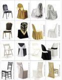 Cubiertas universales modernas de la silla del satén para la venta