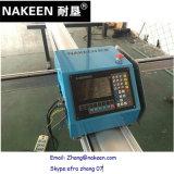 Machine de découpage portative de plasma de commande numérique par ordinateur d'acier de Dezhou Nakeen
