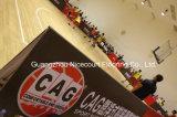 Nicecourt blockierenpolypropylen-Innenbasketball-Bodenbelag F12