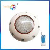 Indicatore luminoso fissato al muro della piscina di SMD3014 LED, indicatore luminoso subacqueo del LED