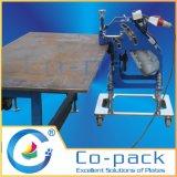 CE certificat automatique en acier rapide Plate chanfreiner machine