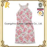 Платье пробки повелительниц одежды способа женщин с печатание