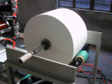 Machine colorée multifonctionnelle de serviette de papier de soie de soie d'impression