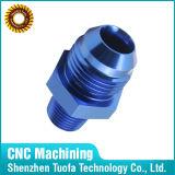 Части мотора машинного оборудования CNC изготовленный на заказ алюминия OEM подвергая механической обработке