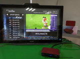 Mini TV mise à jour intelligente rouge d'Ota de support de cadre de 2016