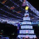 [لوو كست] خارجيّ [لد] عيد ميلاد المسيح صخر لوحيّ [بل] شجرة زخرفة ضوء