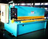 Máquina de corte hidráulica del metal de hoja de QC12y