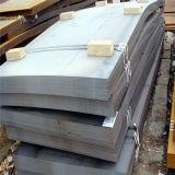 Placa de aço laminada a alta temperatura de construção de ponte (Q345q)