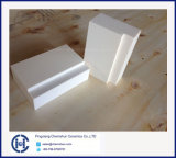Concevoir d'alumine de céramique de Chemshun de briques de céramique comme matériaux résistants d'abrasion