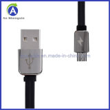 iPhone/Micro를 위한 Flat Charging Data Cable에 Sell 최신 USB 2.0