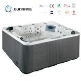 Bañera al aire libre del masaje de los jets del BALNEARIO de la tina caliente 103PCS del BALNEARIO