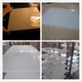 マットの終わり(kc1100)を用いるN及びL白いラッカー台所家具