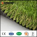 Alfombra artificial de la hierba del balcón natural verde decorativo con Ce del SGS