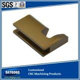 CNC van het Deel van het Malen van het Aluminium van de precisie het Machinaal bewerken