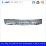 Los componentes de la escalera móvil con la parte superior tallan el Decking (ZJSCYT SP001)