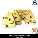 PCD Concrete Rectificação Ferramentas de diamante Ferramentas de concreto