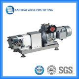 Pompa rotativa inossidabile del lobo di Zb3a-3 0.55kw Steelsanitary