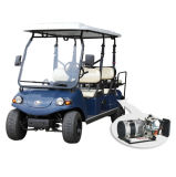 EWG-Golf-Karren-Gebrauchsfahrzeug mit hybridem Generator 4+2seat