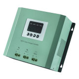 40A 80A 24V/48V MPPTのLCDが付いている太陽料金のコントローラ