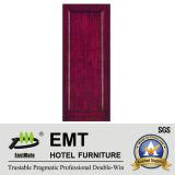Portes intérieures d'hôtel moderne pour les chambres à coucher (EMT-HD07)
