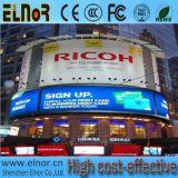 Placa de tela video ao ar livre do diodo emissor de luz do preço de fábrica P8