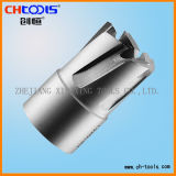 Mini coupeur annulaire de HSS avec la partie lisse d'amorçage