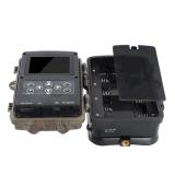"""Caméra de chasse numérique à écran plat de 2,4 MP 2,4 """""""