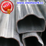 ERW galvanisierte Ausglühen geschweißtes spezielles Kapitel-Stahlgefäß (T-10)