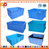 Obst und Gemüse, die Ladeplatten-Rahmen-Plastikumsatz-Kasten (Zhtb1, verschieben)